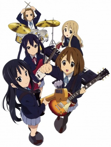 K-ON! - 2nd Season