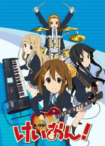 K-ON! - 1st Season