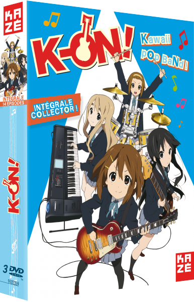 K-ON! - Intégrale Collector